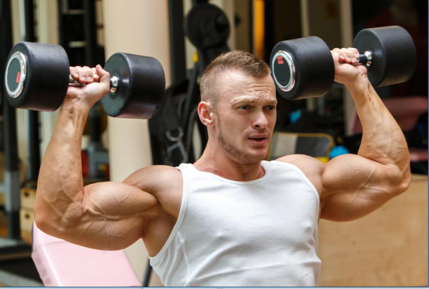 عضله سازی با تورنیکت